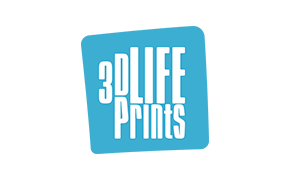 3DLifePrints Logo